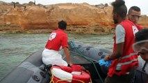 Se acelera partida de migrantes a Europa y hay nuevos naufragios