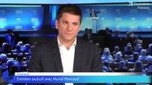 Première réaction de Muriel Pénicaud à l'élection de Roux de Bézieux au Medef
