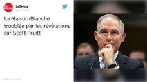 États-Unis. Le ministre de l'Environnement de Trump sur la sellette.