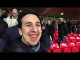 Tottenham 3 AFC Wimbledon 0 | Jan Screamer Seals Spurs Win | Match day vlog