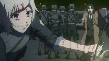 CCG vs ÁRVORE DE GIRINO - Tokyo Ghoul #13