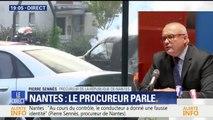 """Nantes: """"L'enquête vise à déterminer dans quelles circonstances le policier a été amené à faire usage de son arme de service"""", affirme le procureur"""