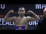 Vic Darchinyan vs Jesus Cuellar - WEIGH IN