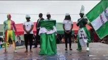 Soumaila Cissé - Tournée africaine du candidat : Étape de Bobo Dioulasso