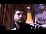 LUCAS MATTHYSSE: Floyd Mayweather Fight Was Promised To Me!