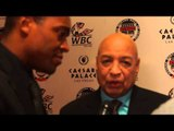 LEGENDARY REFEREE JOE CORTEZ on Leaving The Ring After 200 Championship Fights! - Hall Of Fame