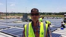 Self Reliant Solar kicks off 1.3 Megawatts in Dallas Texas