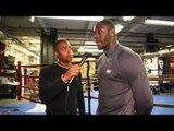 DEONTAY WILDER: Anthony Joshua vs Dillian Whyte & Klitschko vs Tyson Fury Rematch - PREDICTIONS!