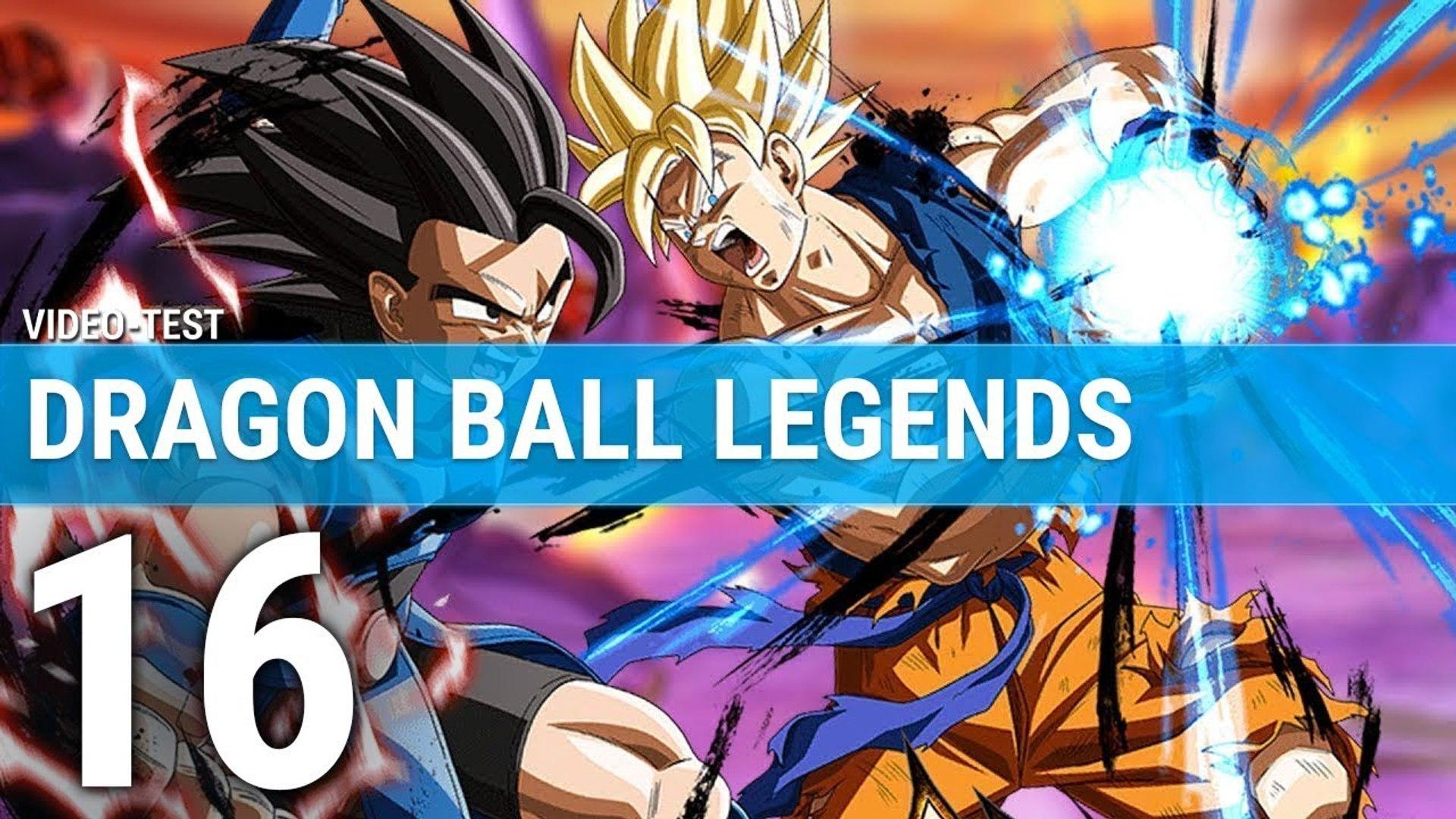 DRAGON BALL LEGENDS : Un vrai bon jeu Dragon Ball ? | TEST