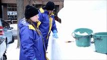 2015 Navy Misawa Snow Team Participates in Annual Sapporo Snow Festival