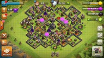 EXTREME GLOWING LAVA GLITCH IN CLASH OF CLANS?! - HOW CAN THIS BE POSSIBLE?!