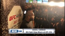 Daniel Cormier explains why he'll upset Stipe Miocic at UFC 226