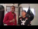 Robert Garcia on Mikey Garcia RETURN! & GGG Golovkin vs Kell Brook