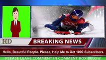 Winter Olympics: Lizzy Yarnold wins gold medal for Team GB in skeleton