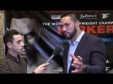 Joseph Parker: I'm 100% Focused On Fury.. Other Fighters Have To Wait In Line.. vs Hughie Fury