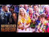 FAN & CELEBRITY PREDICTIONS | MAYWEATHER V MCGREGOR WHO WILL WIN!?