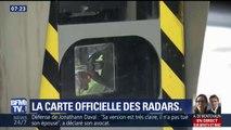 Mais où se cachent les 3275 radars de la Sécurité routière?