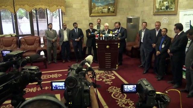 Yemen'deki barış çabaları - BM Yemen Özel Temsilcisi Griffiths - SANA