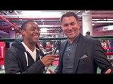 Eddie Hearn: NEGOTIATING NOW! Anthony Joshua vs Deontay Wilder WITHOUT Lou DiBella