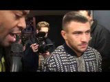 EXCLUSIVE Vasyl Lomachenko TKO WIN After QUIT by Guillermo Rigondeaux