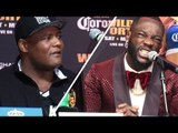 Deontay Wilder vs Luis Ortiz - FINAL PRESS CONFERENCE