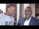 Evander Holyfield REACTION Deontay Wilder KNOCKOUT vs Luis Ortiz
