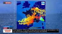 Orages : Découvrez les images stupéfiantes des orages publiées sur les réseaux sociaux - Regardez