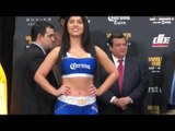 Deontay Wilder vs Luis Ortiz - WEIGH IN