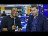 Eddie Hearn ACCEPTS Deontay Wilder TERMS! vs Anthony Joshua