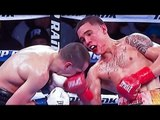 Unanimous Decision to Oscar Valdez - Post Fight Press Conference after fighting Scott Quigg