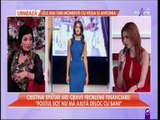 CRISTINA SPATAR (necenzurat - tv show) 7.december.2016