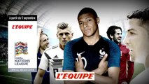 LIGUE DES NATIONS DE L'UEFA, bande annonce - FOOTBALL - NATIONS LEAGUE