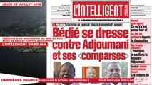 Le Titrologue du 05 Juillet 2018 : Création d'un mouvement au sein du PDCI , Bédié se dresse contre Adjoumani