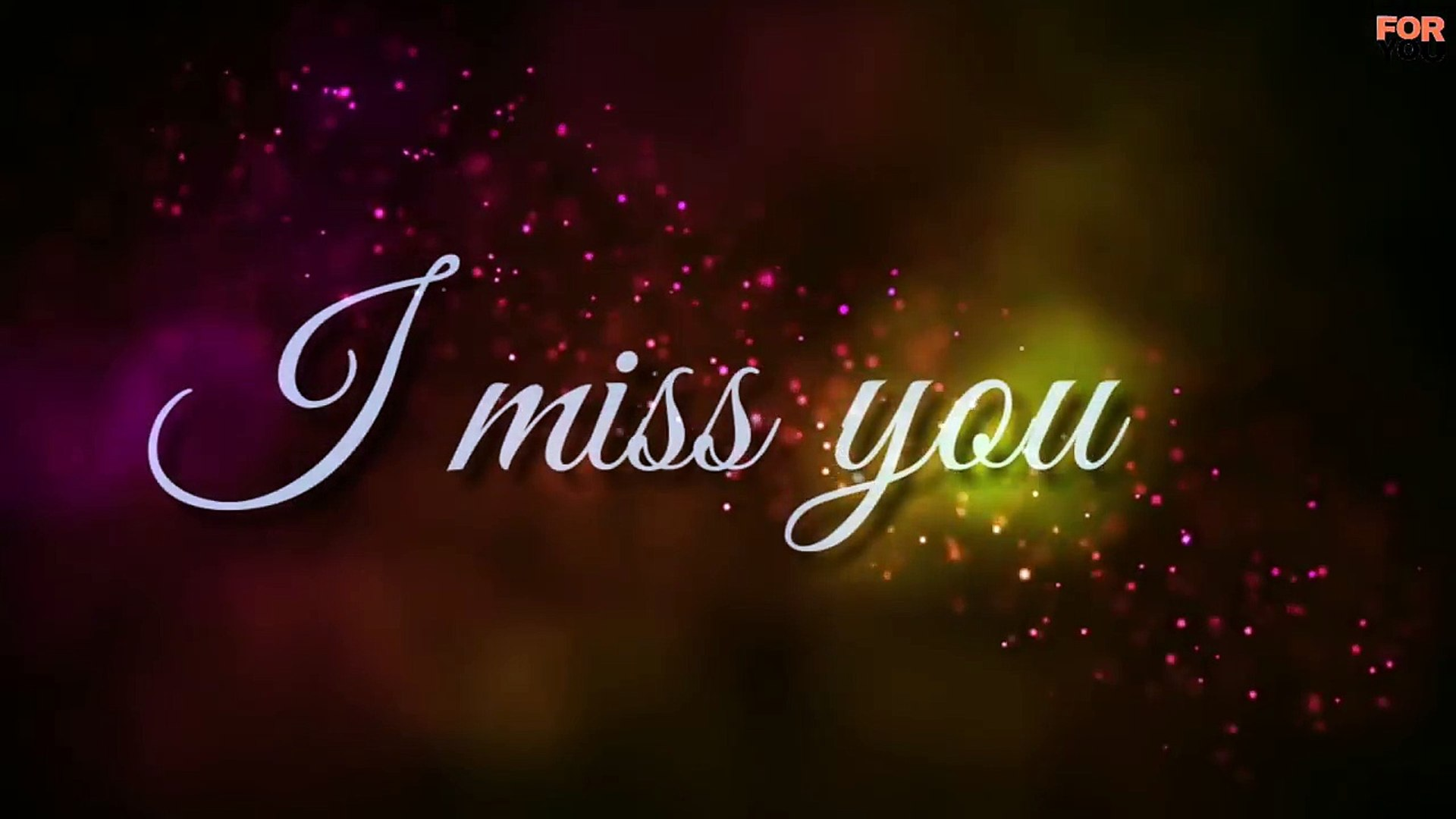 I Miss You Very Heart Touching Sad Whatsapp Status Lyrics Video For You