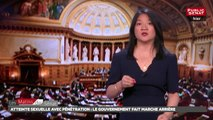 Atteinte sexuelle avec pénétration : le gouvernement fait marche arrière - Les matins du Sénat (05/07/2018)