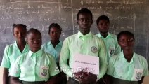 """4days to Commonwealth Heads of Government Meeting. Gambiastudent Alieu Gaye- """"environmental protection key priority for #commonwealth & Gambian Govt""""  #4days"""