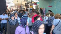 Edirne Dövizin Kur Farkı Arttı, Bulgarlar Edirne'ye Akın Etti Hd 1