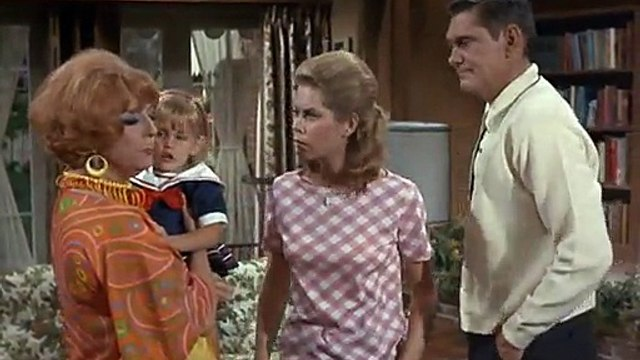 Bewitched S4 E11 - Allergic To Macedonian Dodo Birds