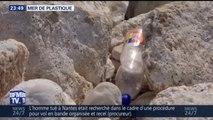 """La Méditerranée malade de la pollution plastique - notre reportage """"Grand Angle"""" en intégralité"""