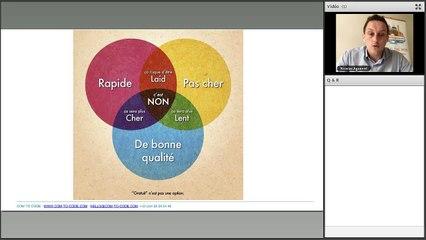 [Webinar] Transformation digitale, stratégie en ligne: simplifiez vos projets web ! - Com to Code et eZ Systems
