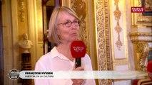 Décès de Claude Lanzmann: « Sa voix va nous manquer » confie Françoise Nyssen