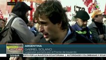 teleSUR noticias. Argentina: denuncian crisis socio-económica