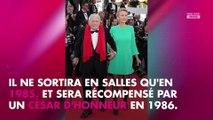 """Claude Lanzmann, réalisateur de """"Shoah"""", est mort"""