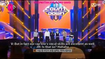 ENG] 171012 BTS Countdown 2/2 - video dailymotion