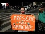 Projeto Viração realiza intervenção na av Paulista pelo meio ambiente e mobilidade social