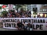 PM invade sede da Gaviões da Fiel e revista funcionários e torcedores