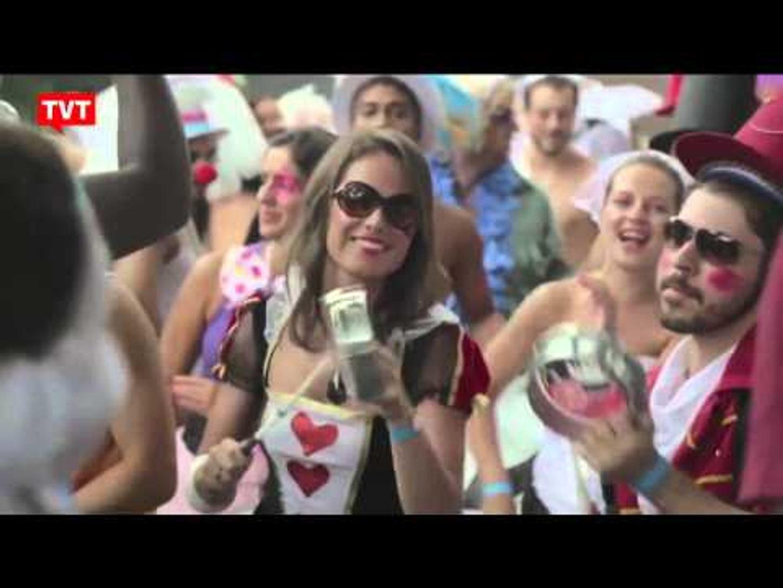 Blocos abrem carnaval de rua em São Paulo no fim de semana