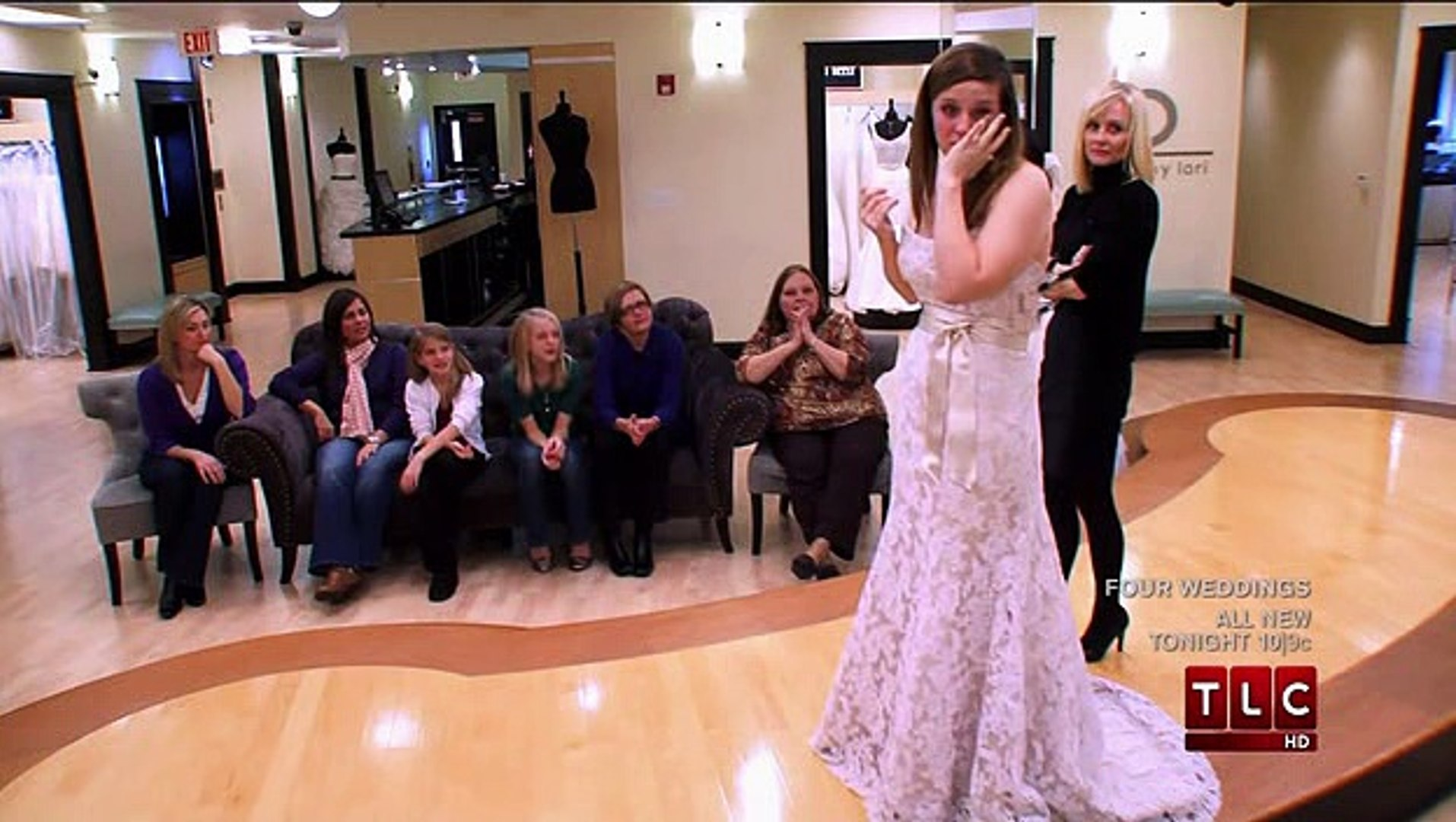 Say Yes To The Dress Atlanta S02e15 Video Dailymotion