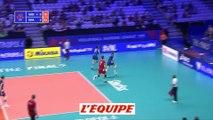 Le résumé vidéo de Brésil-Serbie - Volley - Ligue des nations