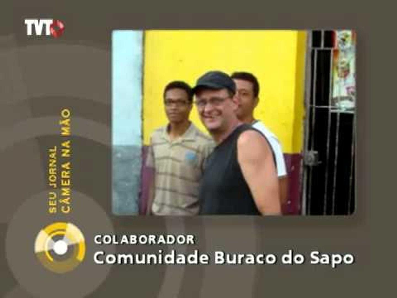 Jornalismo colaborativo: samba no Buraco do Sapo